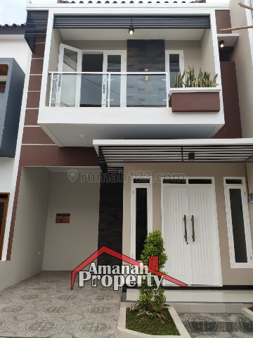 Rumah Modern Bonus Kitchenset Cipedak Jagakarsa Jakarta Selatan, Jagakarsa, Jakarta Selatan