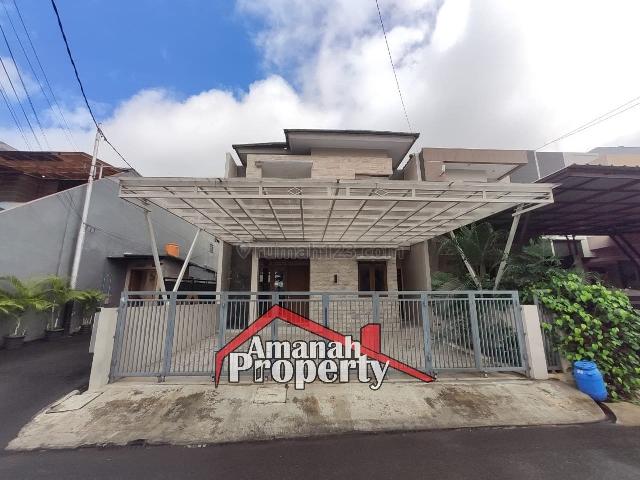 Rumah 2 Lantai Akses Dekat Jalan Utama Kahfi Jagakarsa Jakarta Selatan, Jagakarsa, Jakarta Selatan