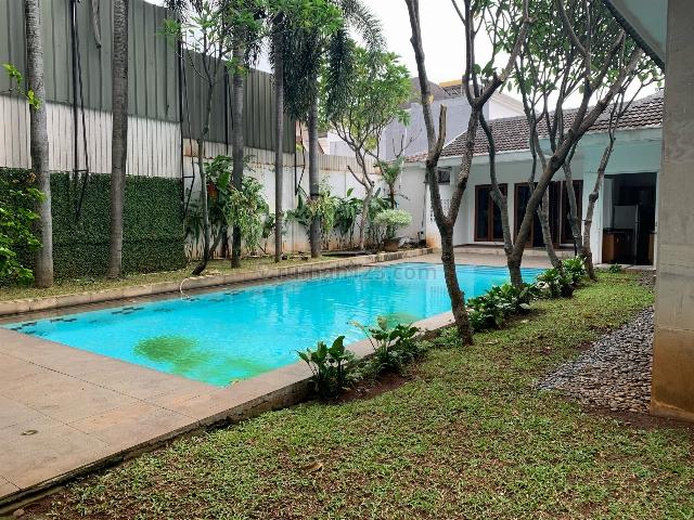 kan Rumah Siap Huni, Kebayoran Baru, Jakarta Selatan