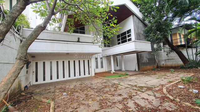 """House for rent in Kemang Dalam area """" Negotiable Price"""", Kemang, Jakarta Selatan"""