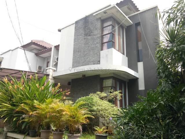 RUMAH MANIS DALAM CLUSTER DEKAT KAMPUS STAN DI AREA BINTARO JAYA SEKTOR 5, Bintaro, Jakarta Selatan