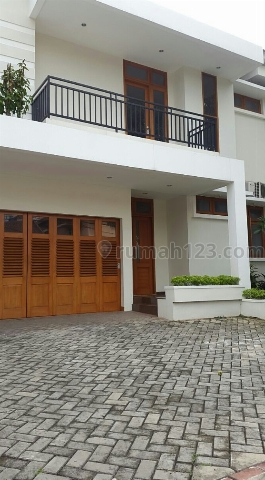 Rumah Mewah, Kemang, Jakarta Selatan