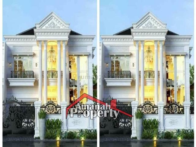 Rumah Classic Elegan Private Pool Recommended Lokasi Strategis Jagakarsa Jakarta Selatan, Jagakarsa, Jakarta Selatan