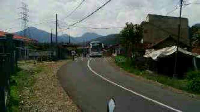 Tanah Mainroad Lembang Kota, Lembang, Bandung