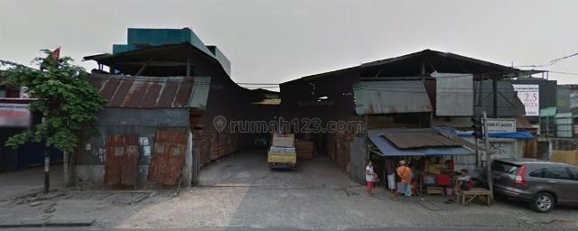 Tanah Daerah RC Veteran, Bintaro, Jakarta Selatan