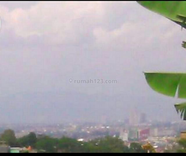 Tanah Kavling Murah View kota Bandung, Cikutra, Bandung