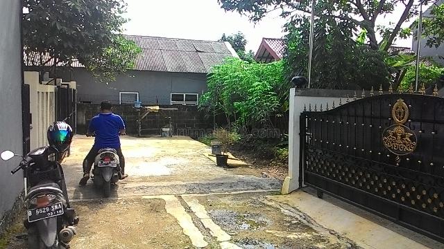 Tanah kavling luas 200 m2 di Jagakarsa lingkungan perumahan jalan lebar SHM, Jagakarsa, Jakarta Selatan