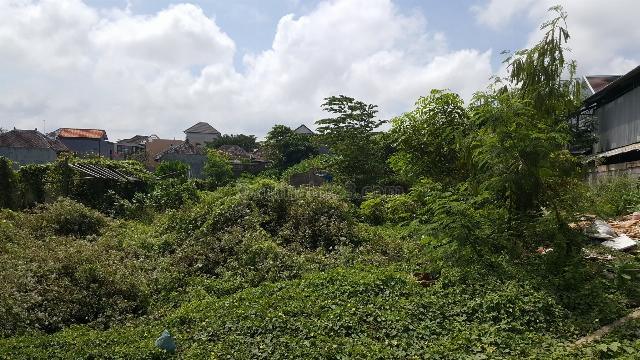 Tanah 2100 m2 di Teuku Umar Barat, Kerobokan Bali, Kerobokan Kelod, Badung