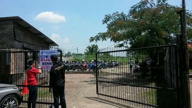Kavling komersil di bogor cocok untuk gudang atau untuk di bangun resort luas 1,1 HA harga 3 jt per meter sesuai NJOP, Cilendek, Bogor