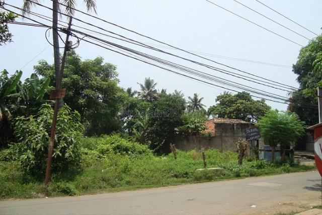 tanah. 5,000 m2. SHM.Jl.raya,iskandar muda kedaung baru, Kedaung, Tangerang