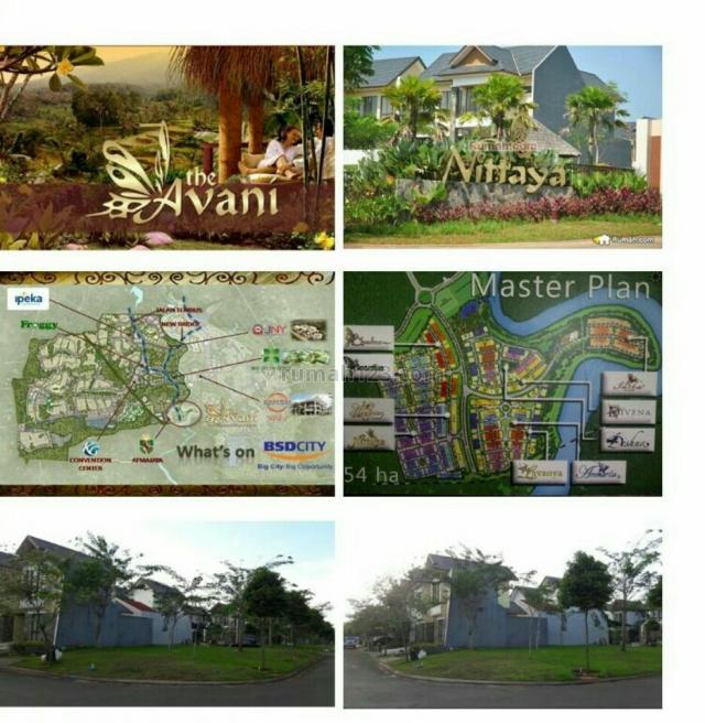 Kavling @BSD Avani, BSD Avani, Tangerang