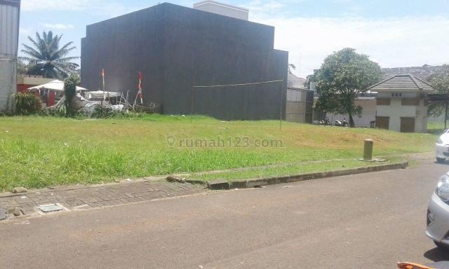 Kavling Bagus Luas Tanah 128 m2 Di Anggrek Loka BSD (ETTD31), BSD Anggrek Loka, Tangerang