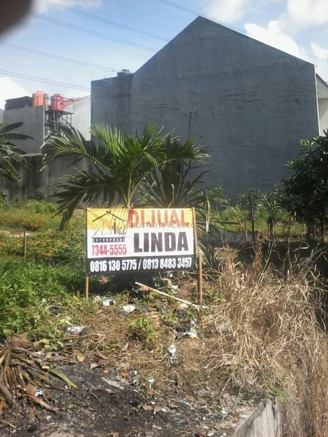 Tanah Huk di Metro Permata, Metro Permata, Tangerang