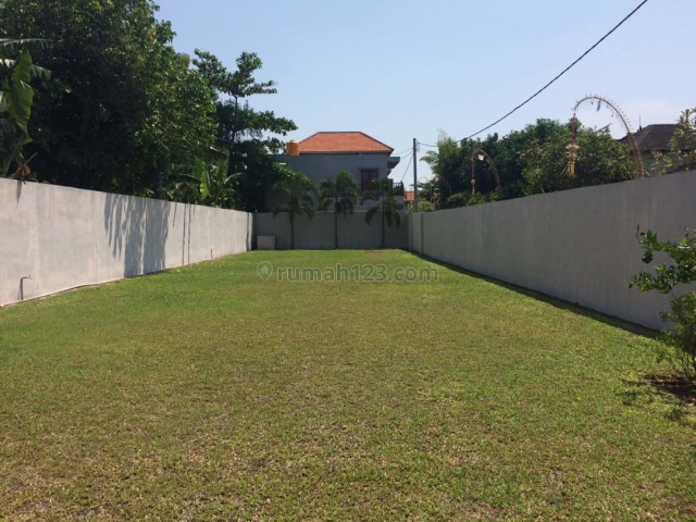 Leasehold land in Kutat Lestari, Ready to build – Easy access, Sanur, Denpasar