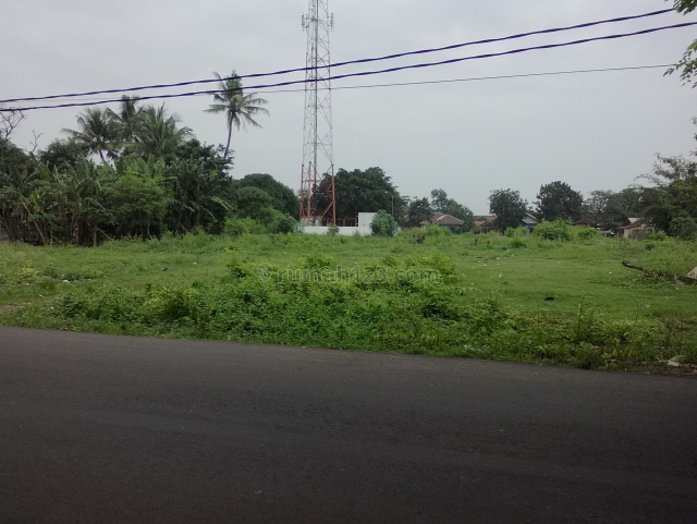 Tanah Strategis Bangun Kios Di Ciranggon, Majalaya, Karawang