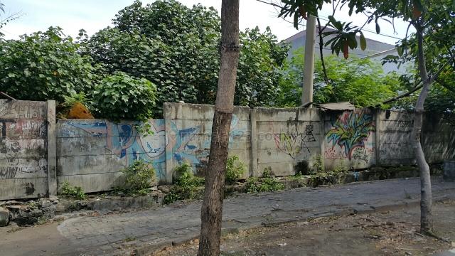 Tanah nol jln raya Kenjeran 200jt/th nego tipis, Tambaksari, Surabaya