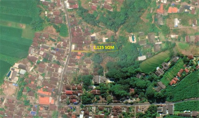 Under Market Price Land in North Canggu In Quiet Area, Canggu, Badung