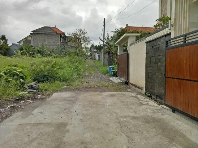 Tanah:240M2 siap Bangun Di puri sambada canggu Badung Bali, Canggu, Badung