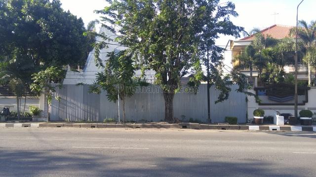 Tanah Dijual Raya Margorejo depan Papaya, Wonocolo, Surabaya