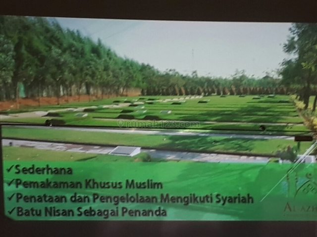Tanah Pemakaman Al-Azhar Memorial Garden Karawang Timur, Karawang Timur, Karawang