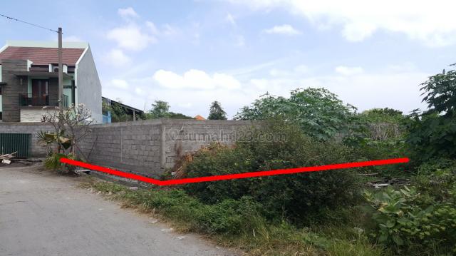 Tanah Murah, bentuk Ngantong di Kerobokan Kuta, Kerobokan Kelod, Badung
