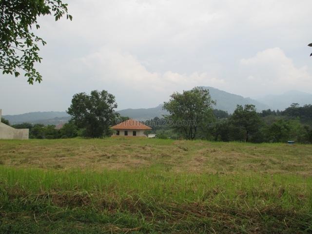 tanah bes view gunung salak cluester di sentul city, Sentul City, Bogor