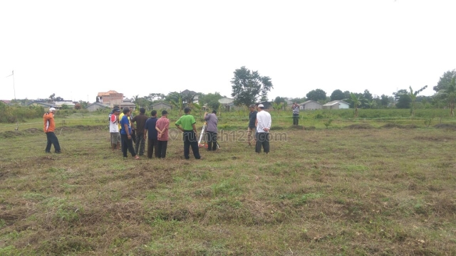 tanah syariah termurah 2 menit saja dari kampus sriwijaya, indralaya, ogan ilir