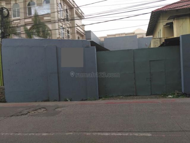 Tanah (15 X 40) Di Jalan Raya Pekayon, Jaka Setia Bekasi MP3762T2, Jaka Setia, Bekasi