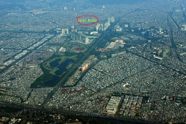 Tanah untuk rumah area strategis Krida Raya, Serdang, Kemayoran, Jakarta PUsat NEGO, Kemayoran, Jakarta Pusat