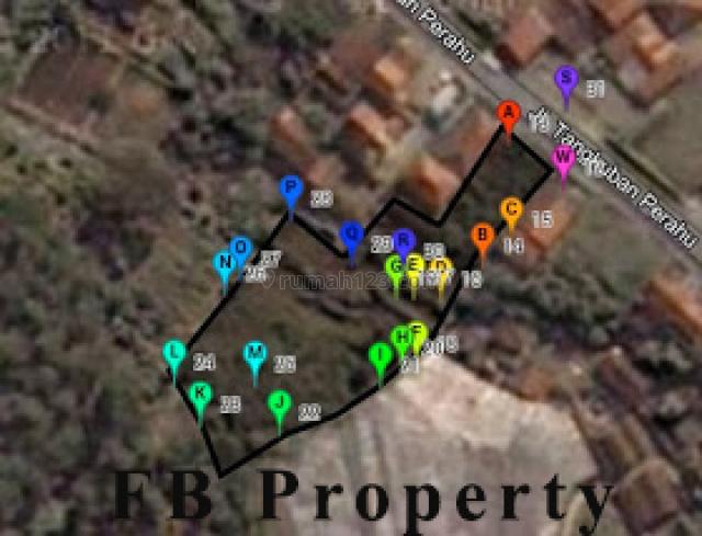 Tanah Strategis di Lembang Bandung (ZL0204M), Lembang, Bandung