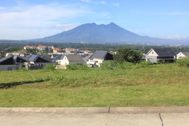 Kavling best view gunung salak sentul city bogor, Sentul City, Bogor