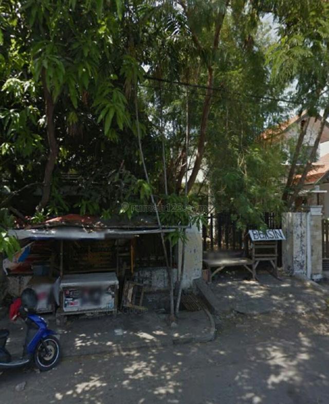 Tanah Pusat Kota Surabaya di Jalan Bali cocok untuk Usaha, Gubeng, Surabaya