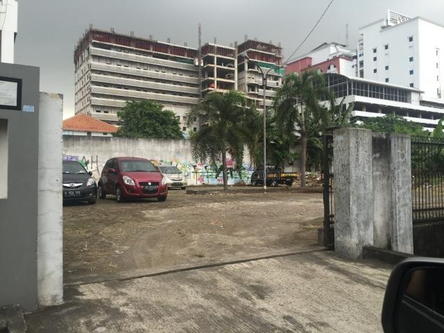 Kavling tanah tengah kota, Cempaka Putih, Jakarta Pusat
