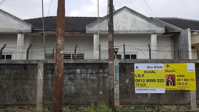 Kavling siap bangun di pinang IV pondok labu, Pondok Labu, Jakarta Selatan