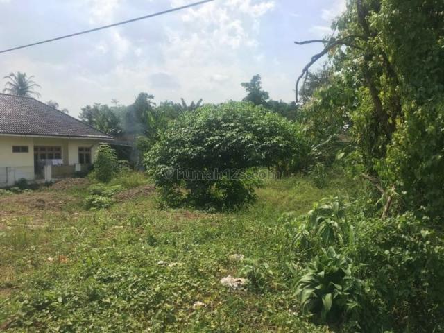Tanah pinggir jln besar, Cisauk, Tangerang