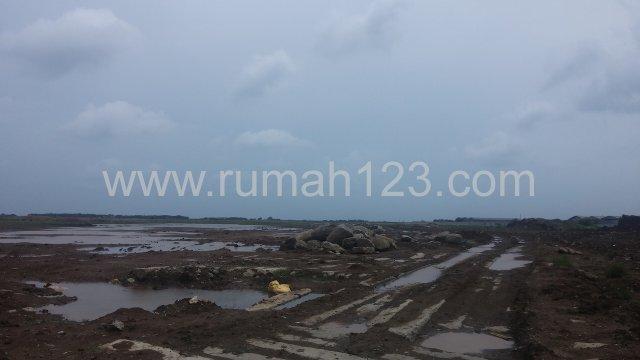 Tanah Di Kosambi Timur Belakang Gudang Sentral Kosambi, Kosambi, Tangerang