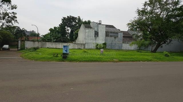 tanah kavling siap bangun, Cibubur, Jakarta Timur