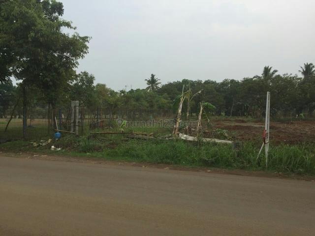 tanah darat siap bangun, Cibubur, Jakarta Timur