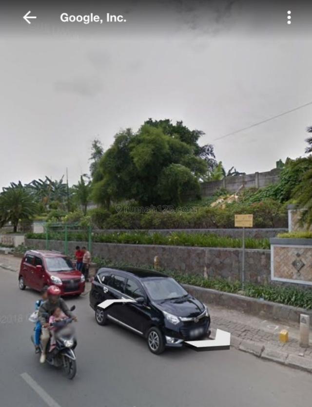 tanah kavling di mainroad jalan sudirman palembang sumatera selatan, Ilir Timur I, Palembang