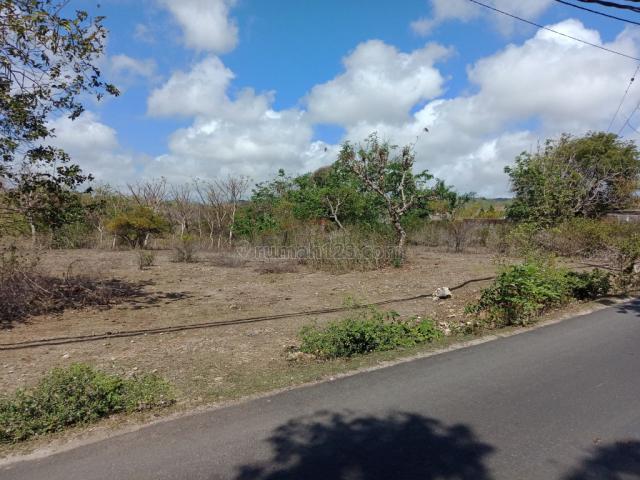 Tanah / Land with strategic location and developing environment at Balangan, Bali, Balangan, Badung