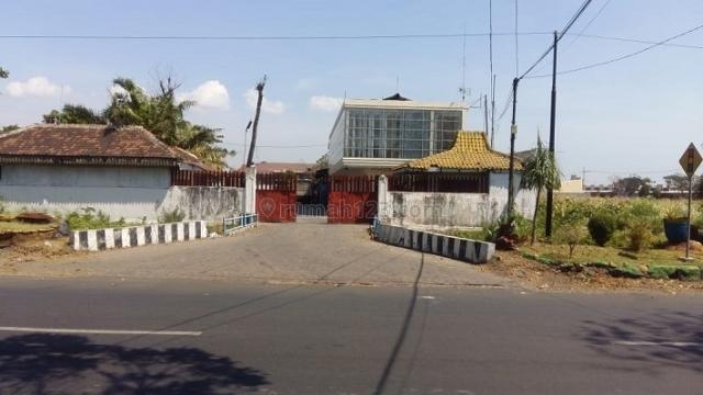 tanah dan kantor dua lantai lokasi probolinggo b.u cepat, probolinggo, probolinggo