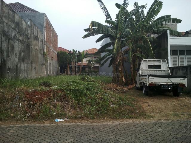 tanah siap huni, Metro Permata, Tangerang