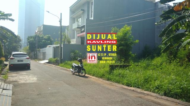 Tanah Perumahan Bagus, Sunter, Jakarta Utara