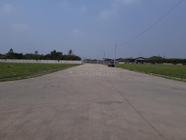 tanah cocok untuk gudang dekat bandara soekarno hatta, bandara, jakarta barat