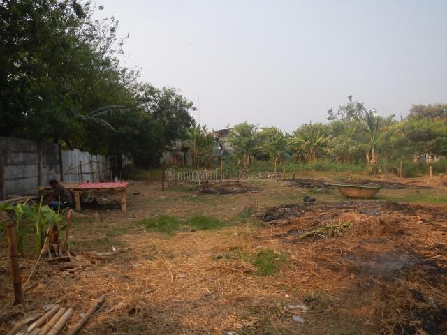 tanah kavling komersial cengkareng, posisi hook 2 muka, pinggir jalan besar utama, cengkareng, jakarta barat