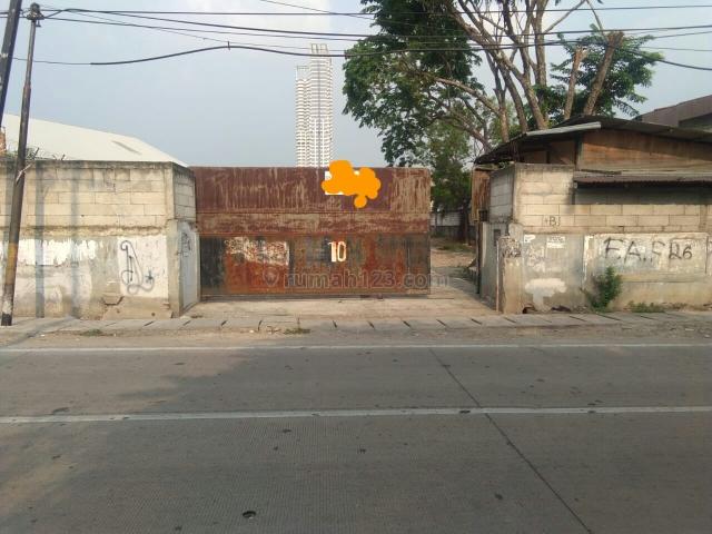 Tanah 2000m2 hadap Jalan Raya Rawa Buaya Cengkareng, Cengkareng, Jakarta Barat