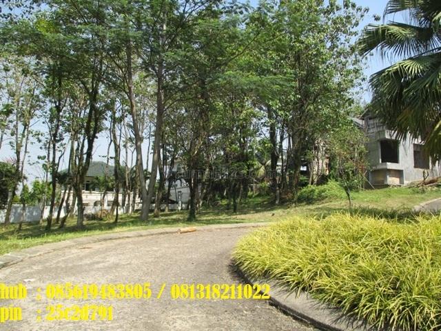 kavling bagus serba murah sentul city view pegunungan, Sentul City, Bogor