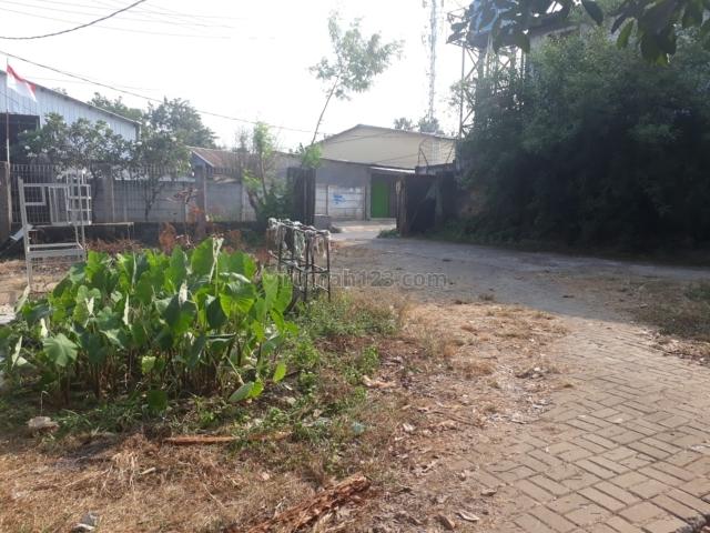 Tanah Luas Lokasi Sangat Bagus Untuk Gudang Atau Cluster Di Mustikajaya Bekasi Timur, Mustikajaya, Bekasi