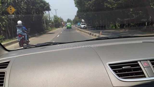 Tanah murah di pinggir jalan raya Parung Bogor, Parung, Bogor