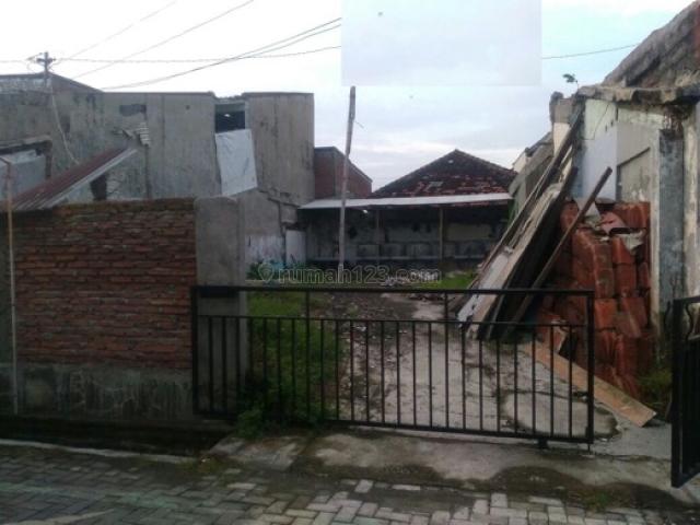 Tanah di Tirtoyoso, Semarang Timur, Semarang